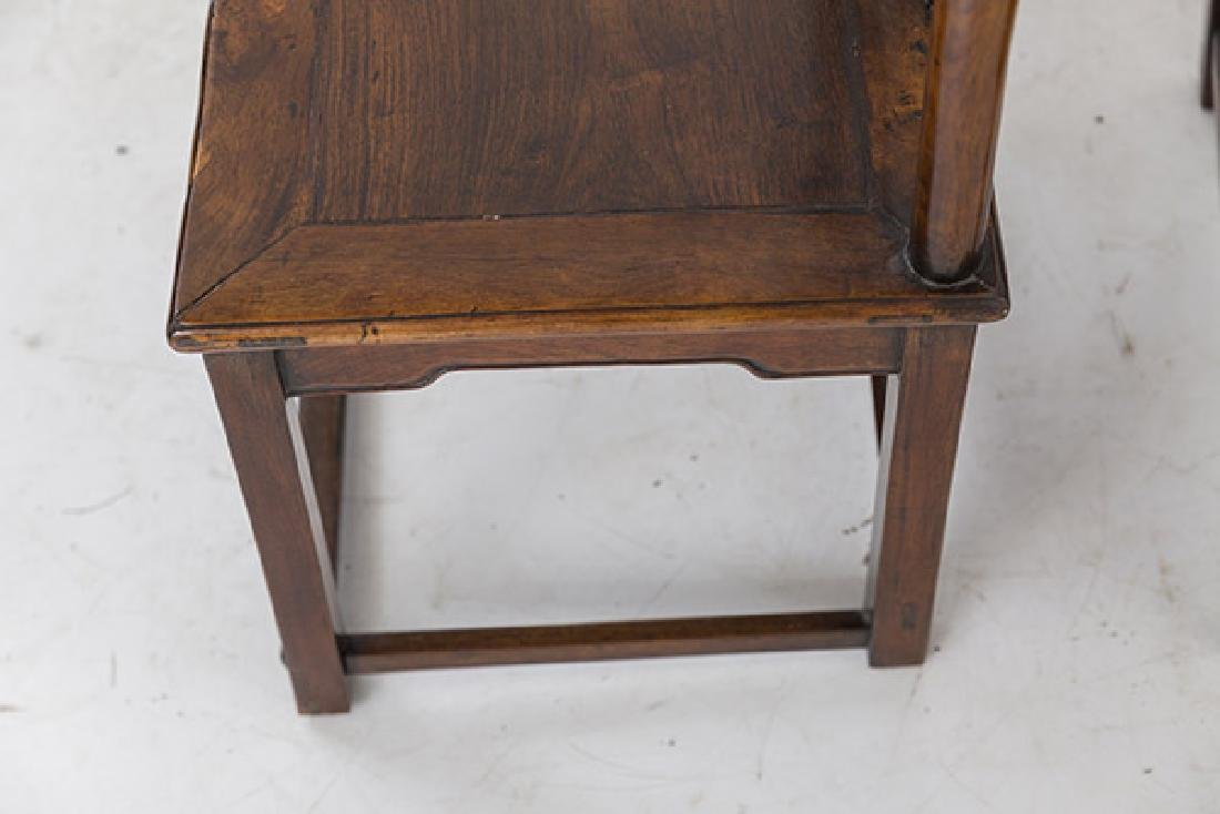 Late 18th Century Ming Side Chairs - 7