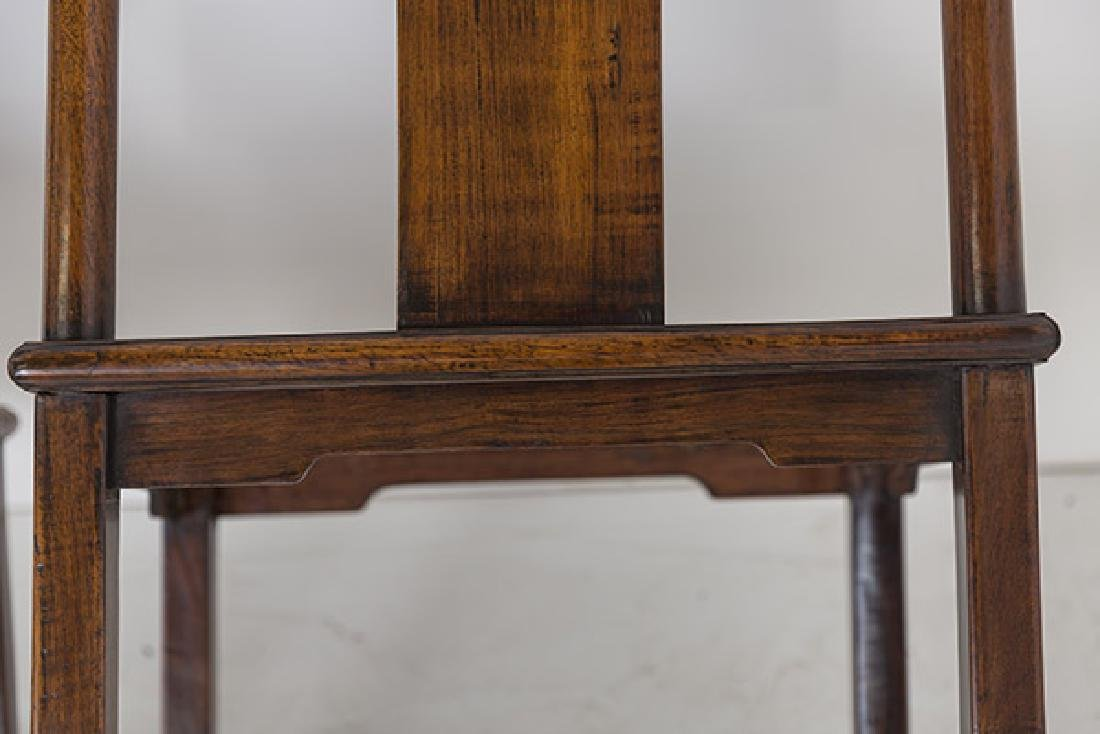 Late 18th Century Ming Side Chairs - 9