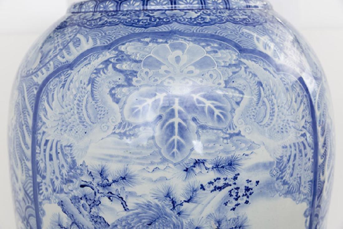 Fine 19th Century Imari Palace Vase - 10