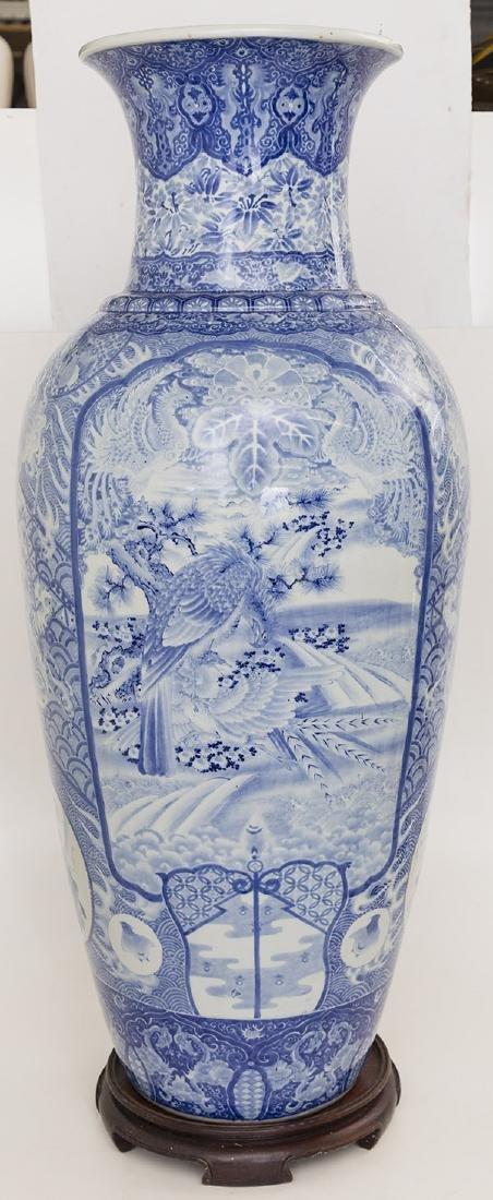 Fine 19th Century Imari Palace Vase - 8