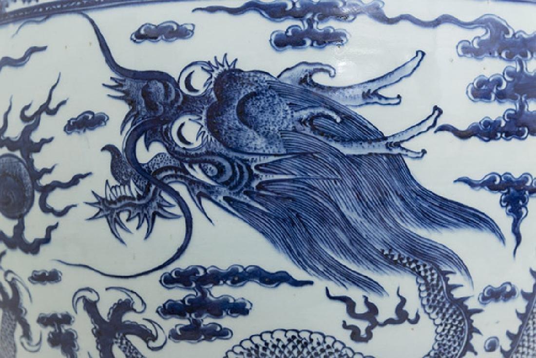 19th Century Chinese Export Imari Fish Bowl - 9