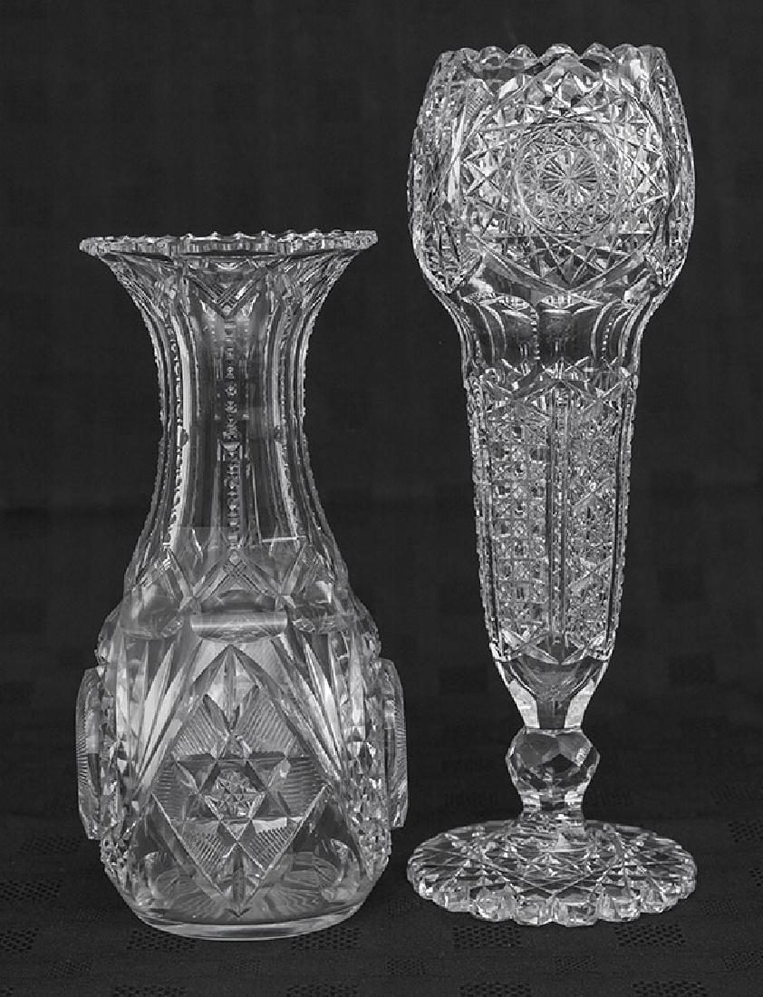 American Brilliant Period Cut Glass (1880-1920)