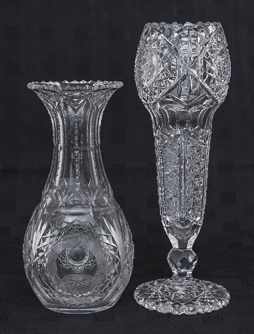 American Brilliant Period Cut Glass (1880-1920) - 2