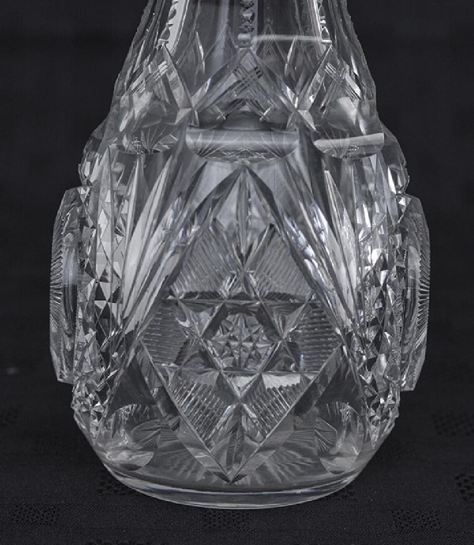 American Brilliant Period Cut Glass (1880-1920) - 4