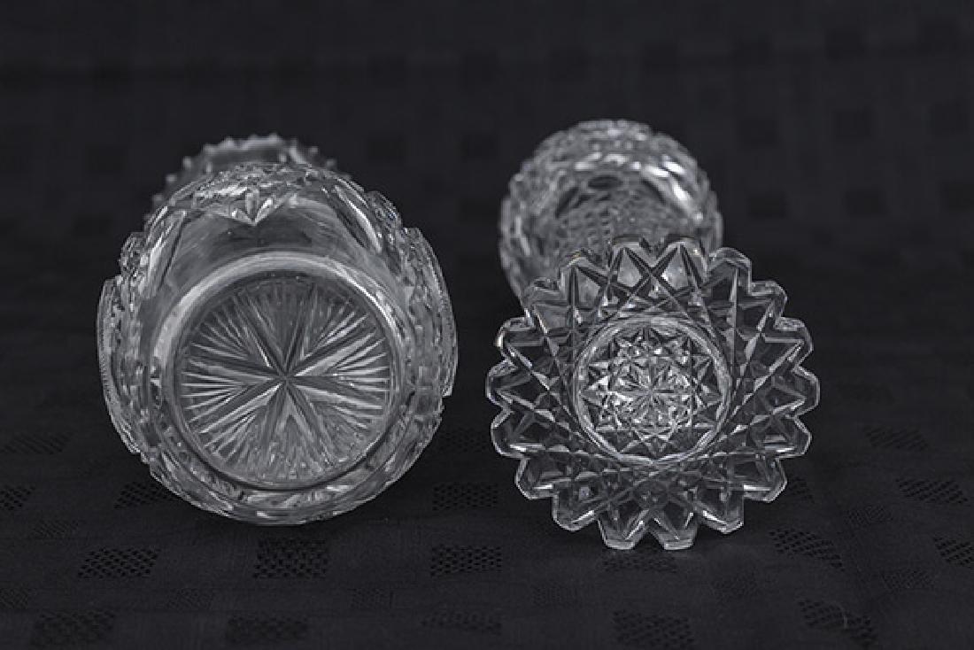 American Brilliant Period Cut Glass (1880-1920) - 5