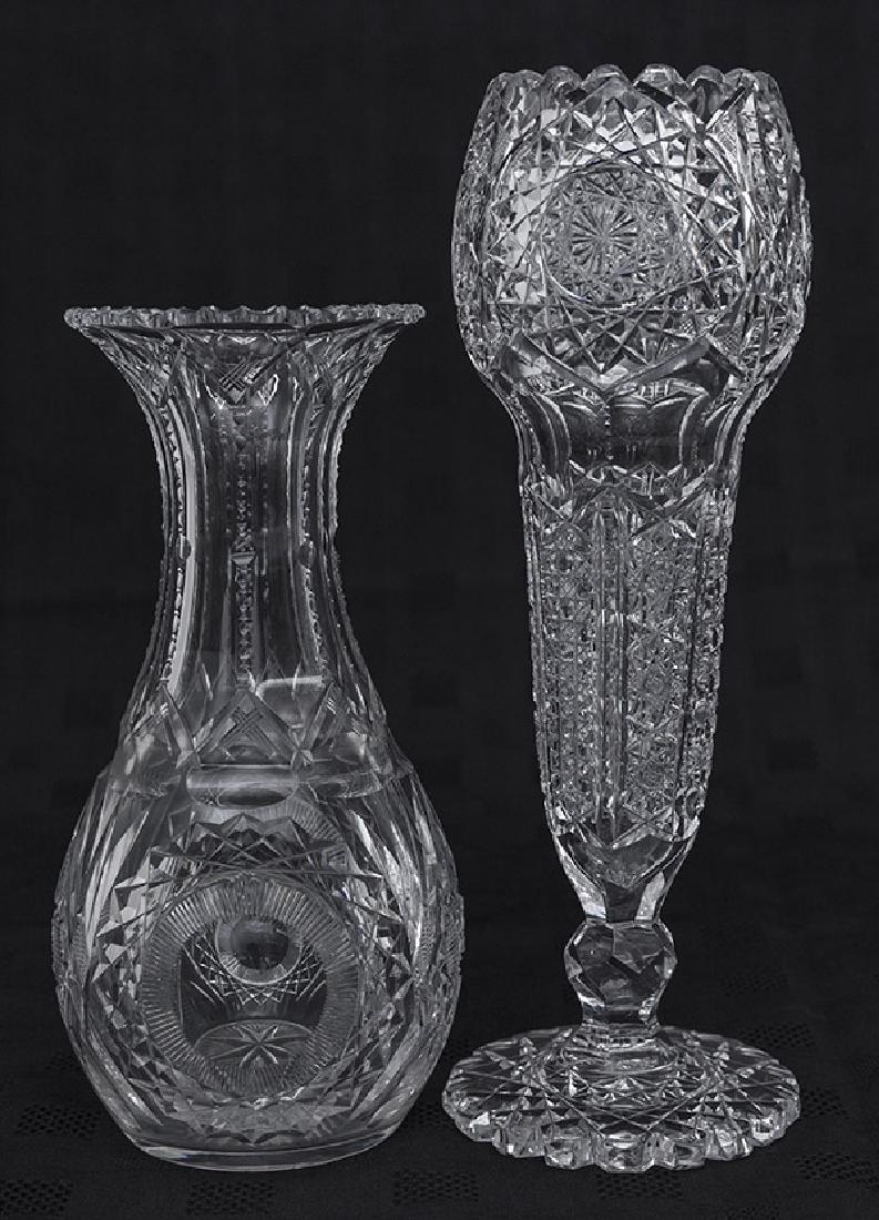 American Brilliant Period Cut Glass (1880-1920) - 6