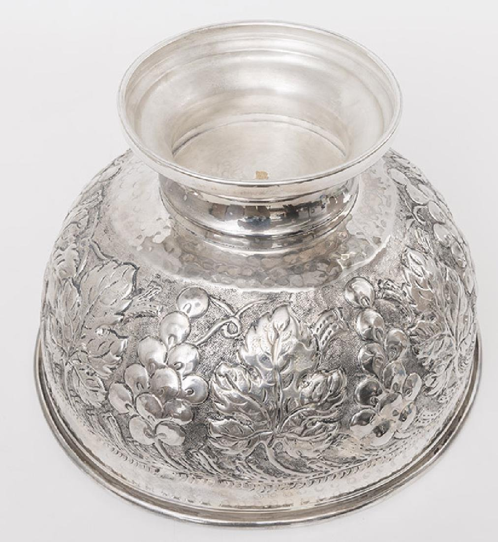 Silver Plated Champagne Cooler - 6