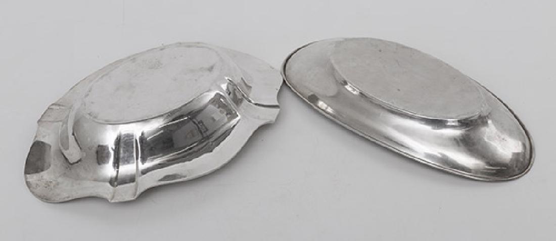 Gorham Sterling Bread Bowls - 4