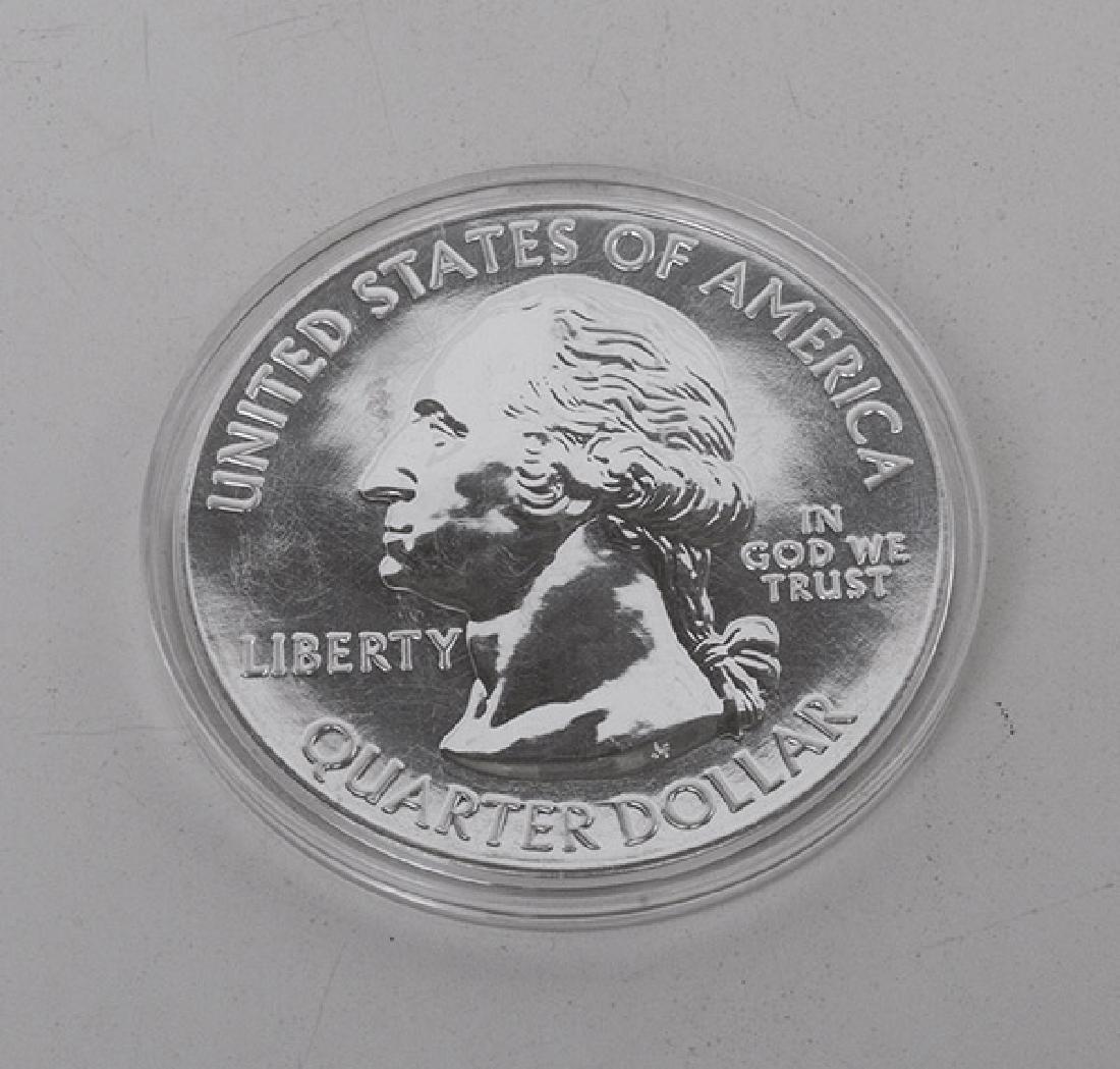 USA .999 Fine Silver Coin - 2