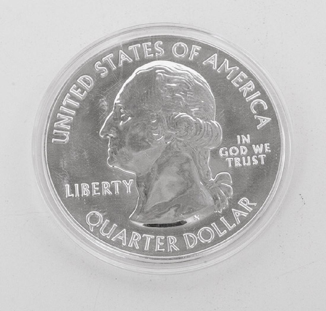 USA .999 Fine Silver Coin - 4