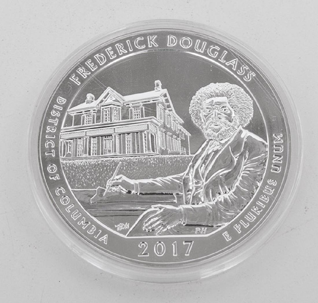 USA .999 Fine Silver Coin - 6