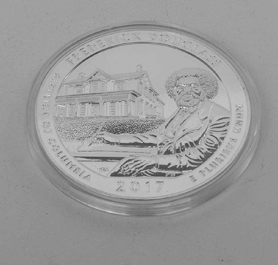 USA .999 Fine Silver Coin - 7