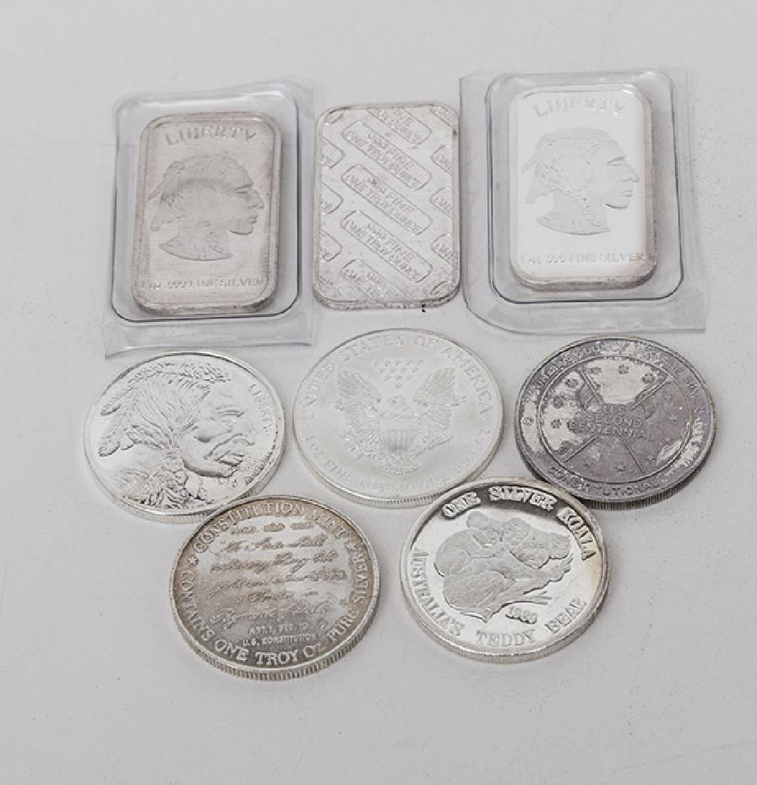 .999 Fine Silver Grouping - 4