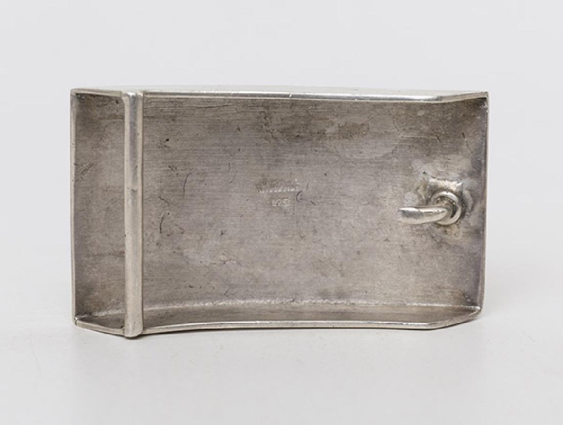 Sotuhwest Sterling Belt Buckle - 3