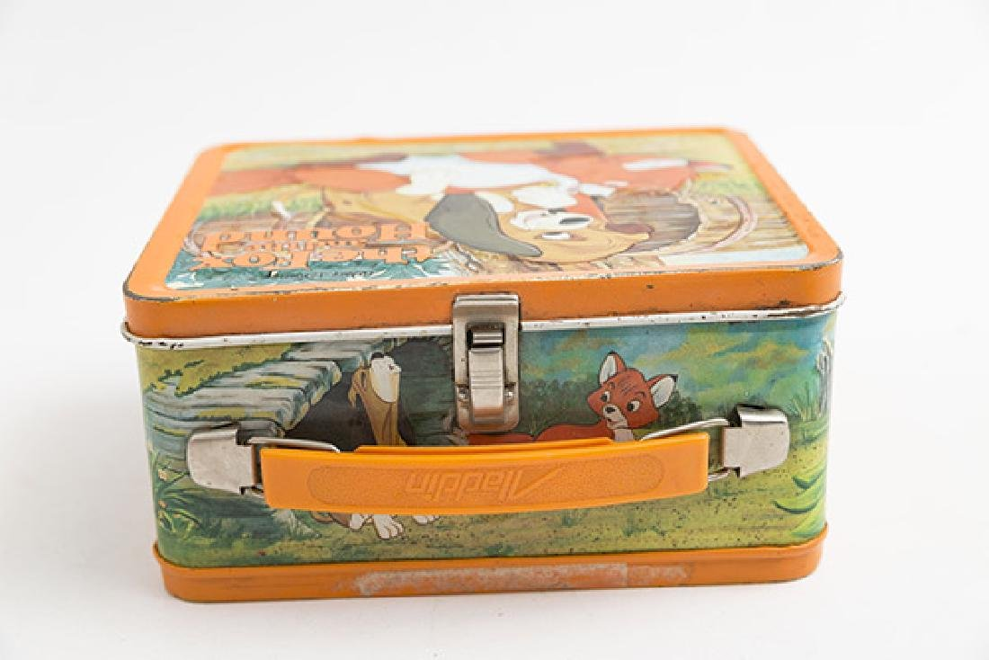 The Fox and the Hound Vintage Lunchbox - 3