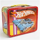 Hot Wheels Vintage Lunchbox
