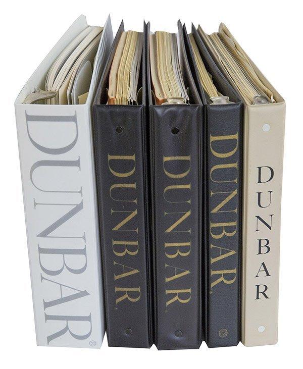 Dunbar Furniture Manuals