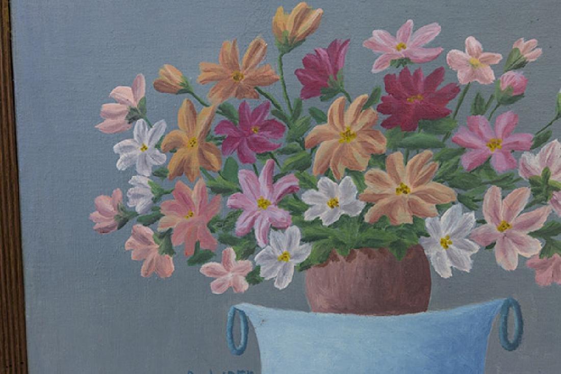 Andre Bauchant (1873-1958) Oil (France) - 3