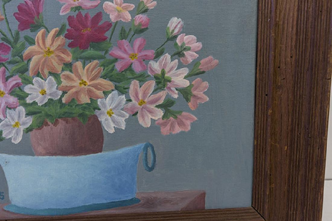 Andre Bauchant (1873-1958) Oil (France) - 4