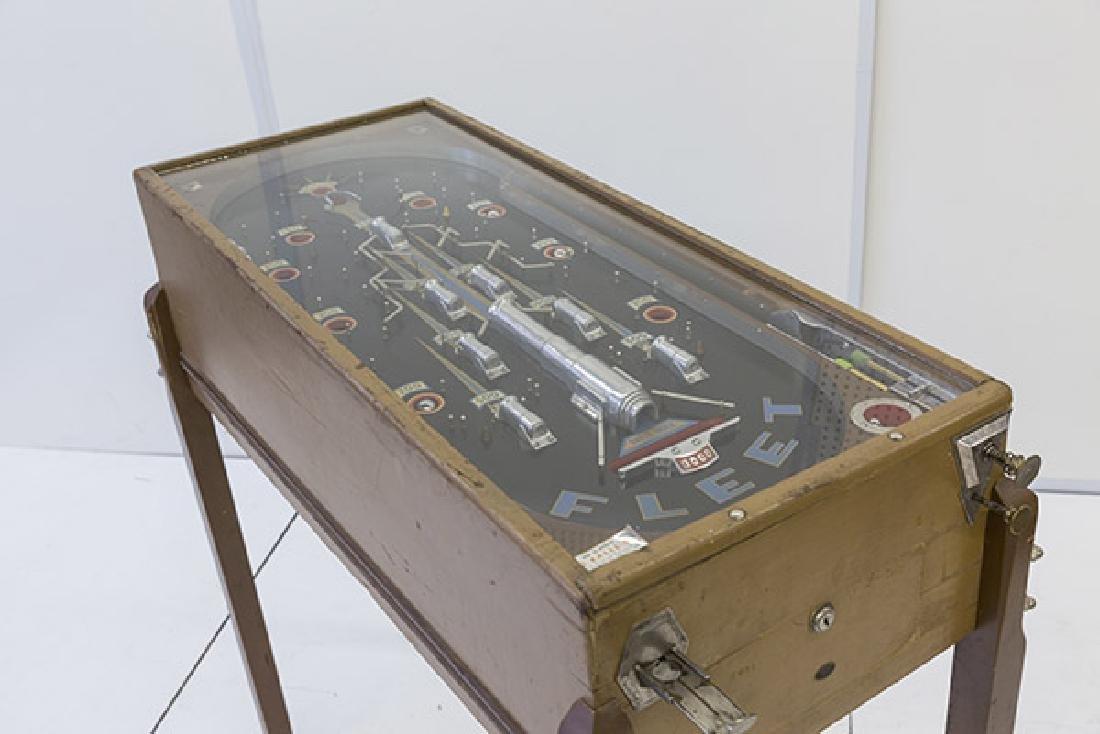 1934 Bally Fleet Pinball Machine - 2