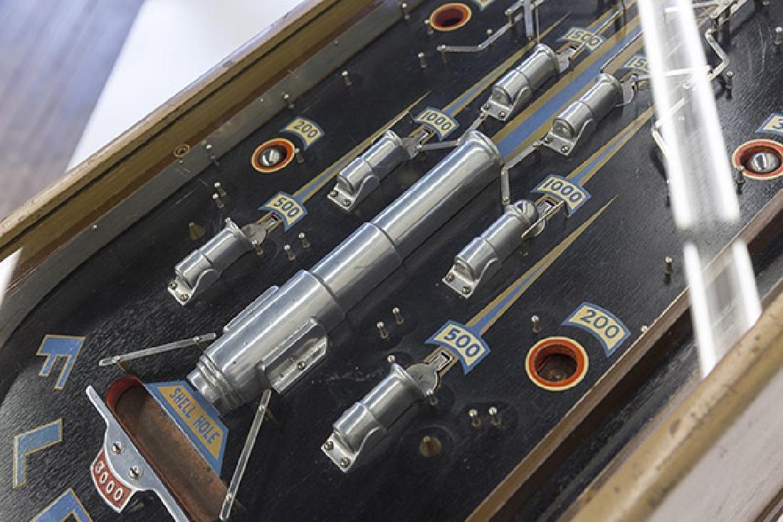 1934 Bally Fleet Pinball Machine - 6