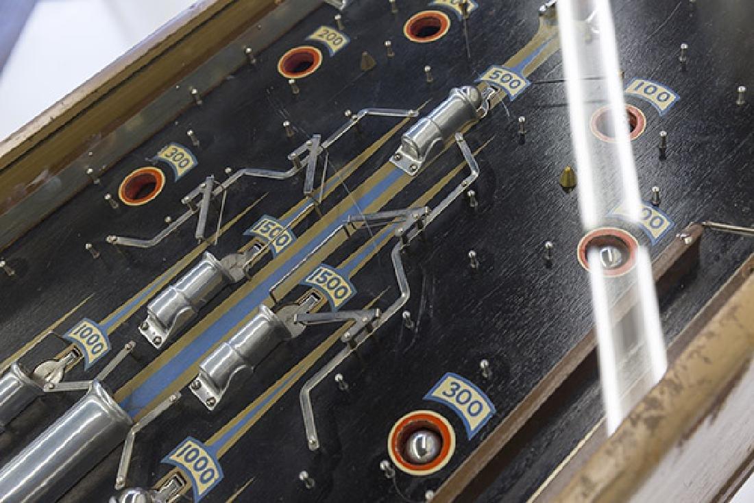 1934 Bally Fleet Pinball Machine - 7