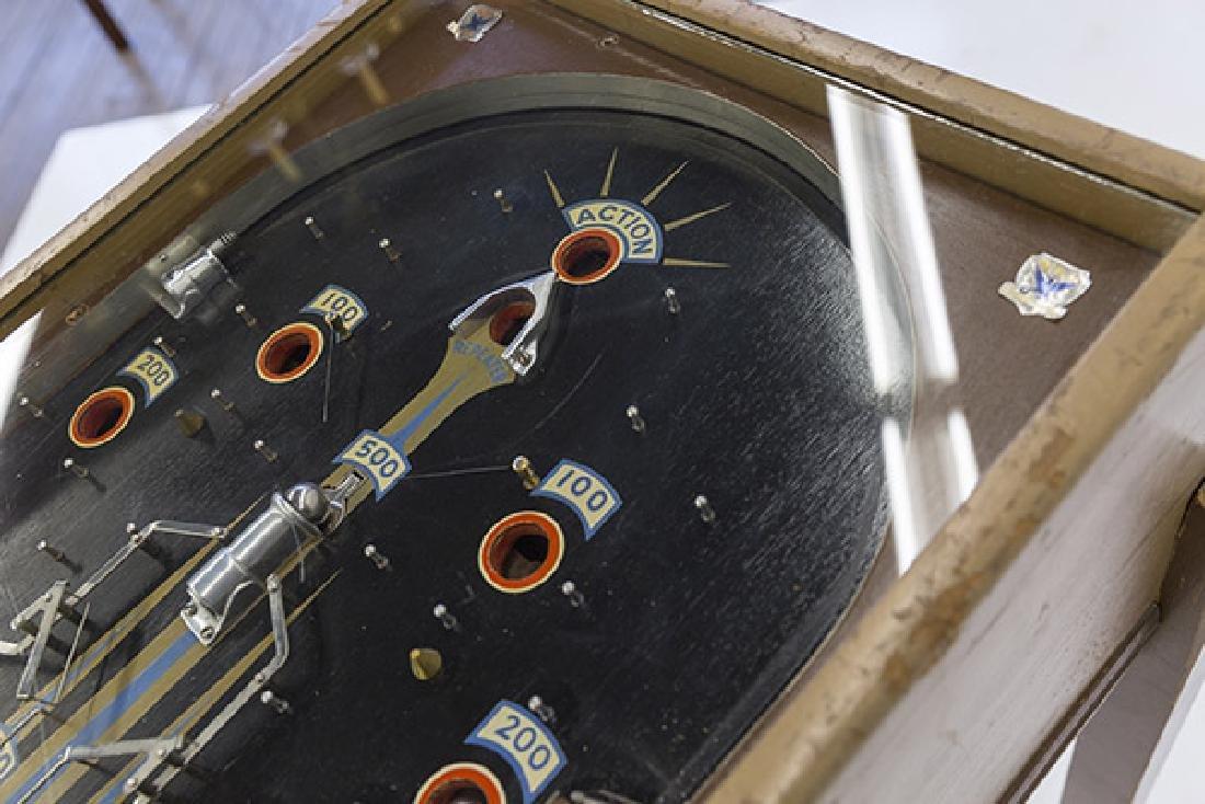 1934 Bally Fleet Pinball Machine - 8