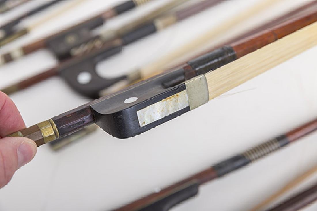 Assembled Violin Bows, Steiner, L.Bausch, Gotz & More - 9