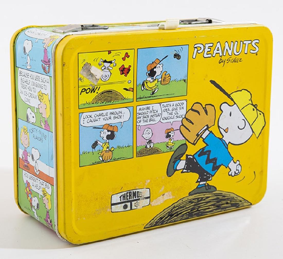 Peanuts Vintage Lunchbox