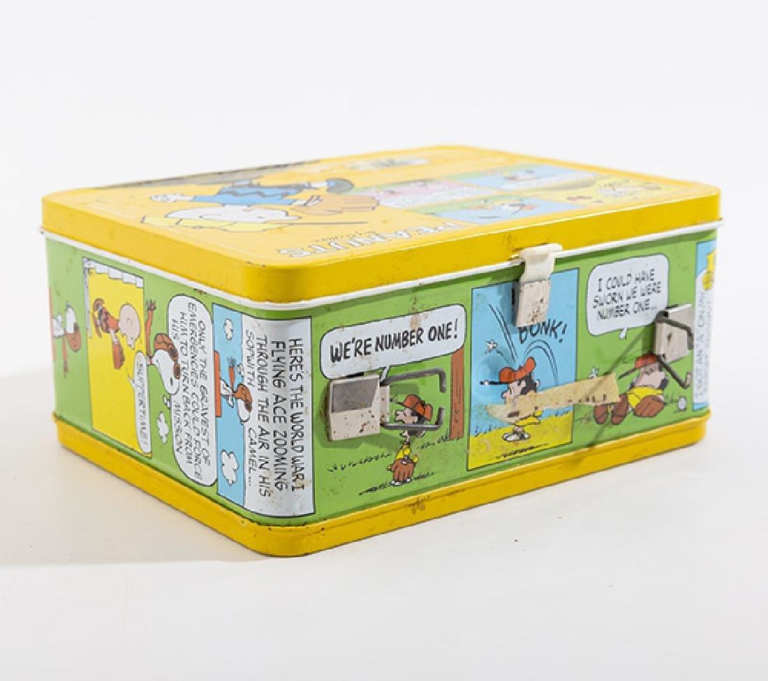Peanuts Vintage Lunchbox - 3