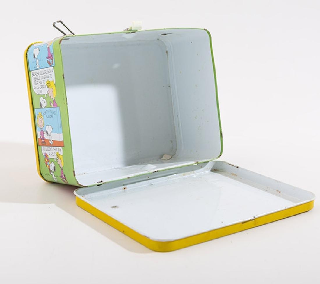 Peanuts Vintage Lunchbox - 5