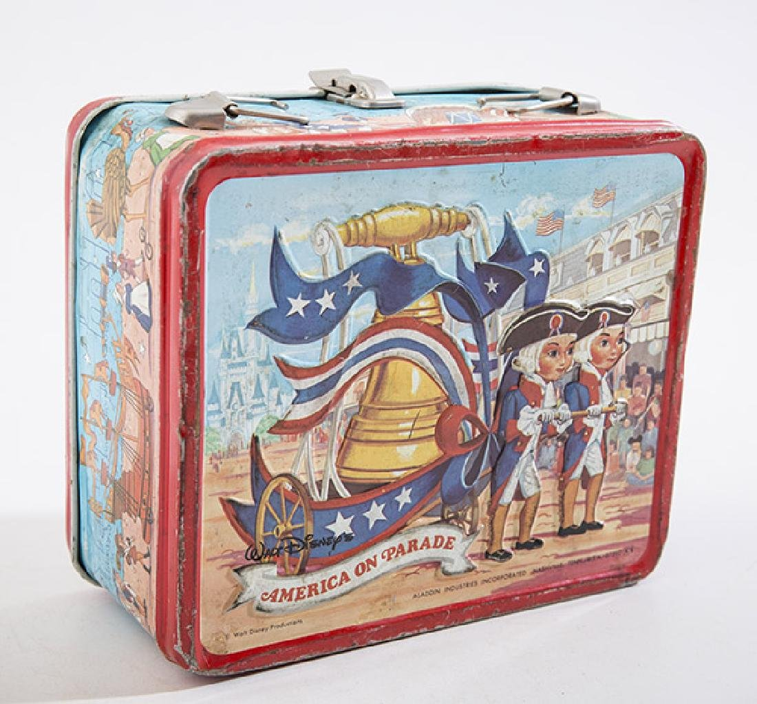 America on Parade Vintage Lunchbox - 2