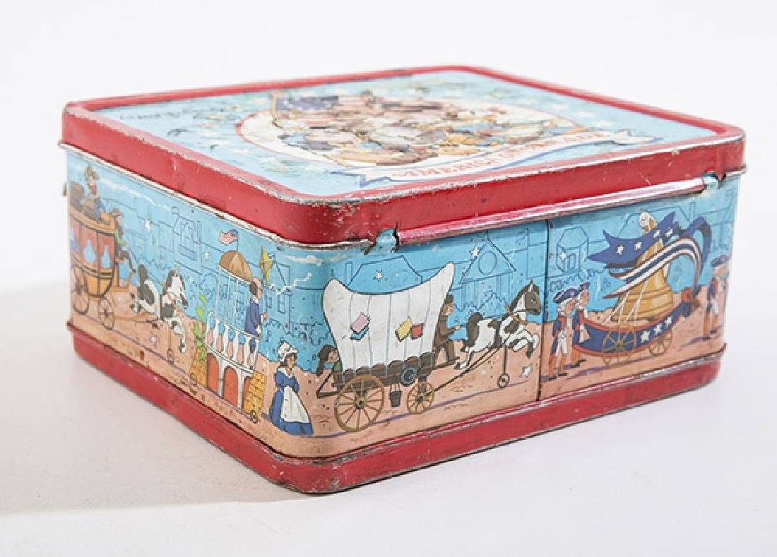 America on Parade Vintage Lunchbox - 4