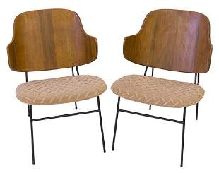 Ib Kofod Larsen Penguin Chairs
