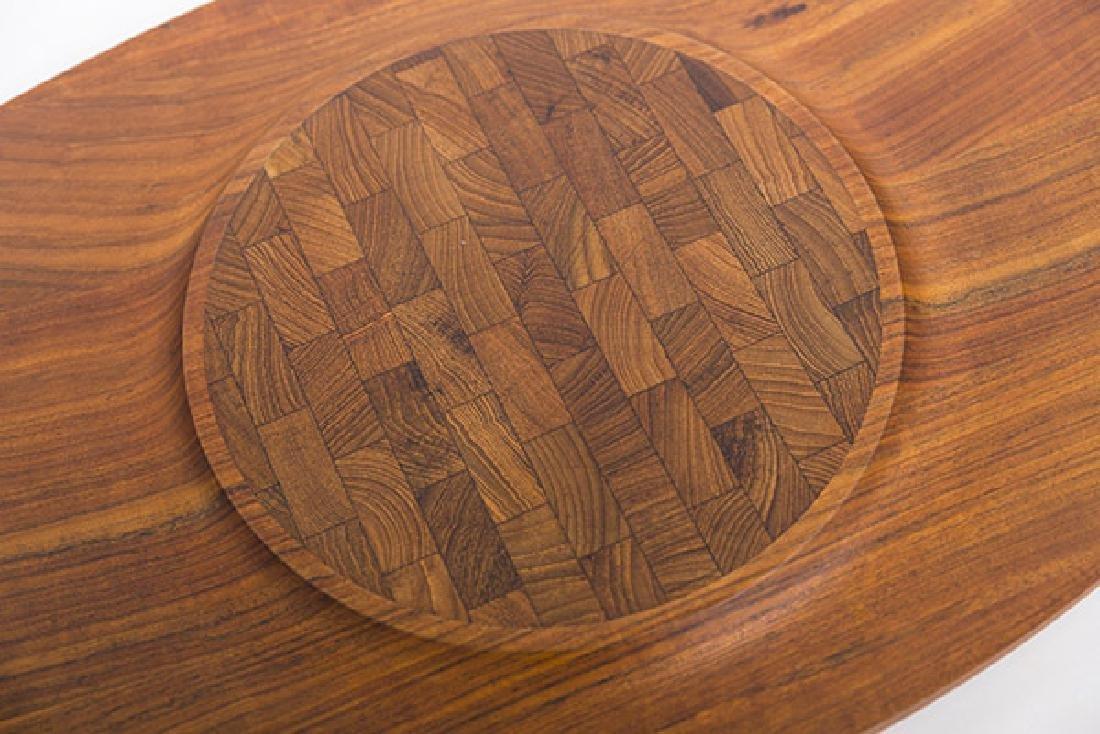Jens Quistgaard Rare Mutenye Wooden Tray - 3