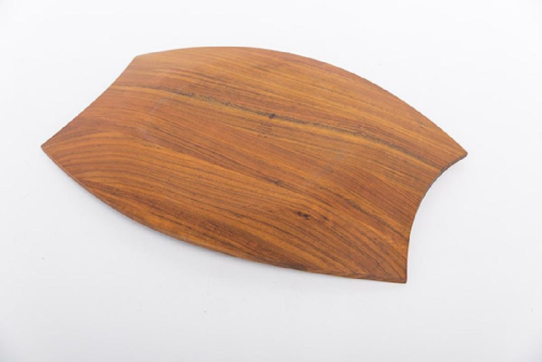 Jens Quistgaard Rare Mutenye Wooden Tray - 6