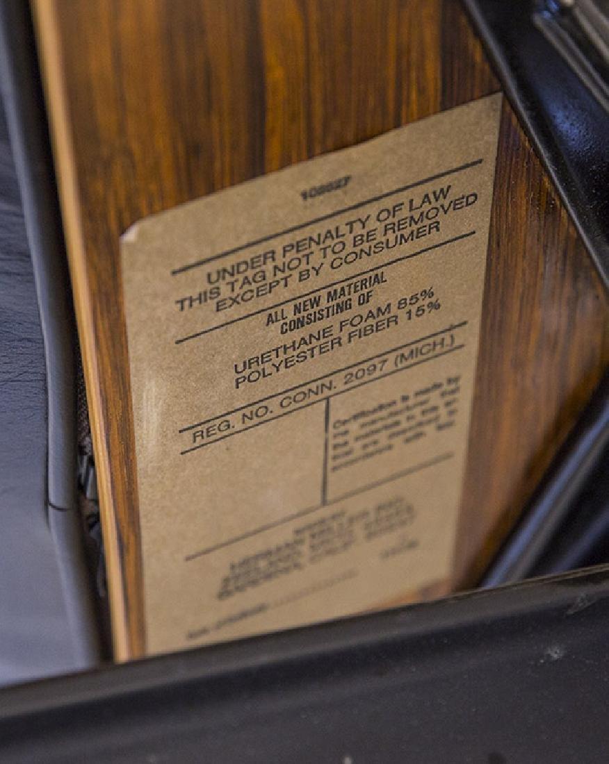 Charles & Ray Eames 670 Armchair and 671 Ottoman - 10