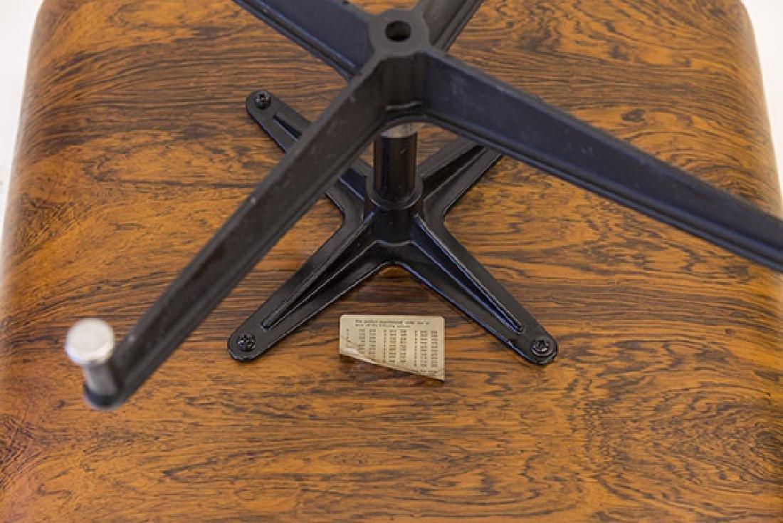 Charles & Ray Eames 670 Armchair and 671 Ottoman - 3