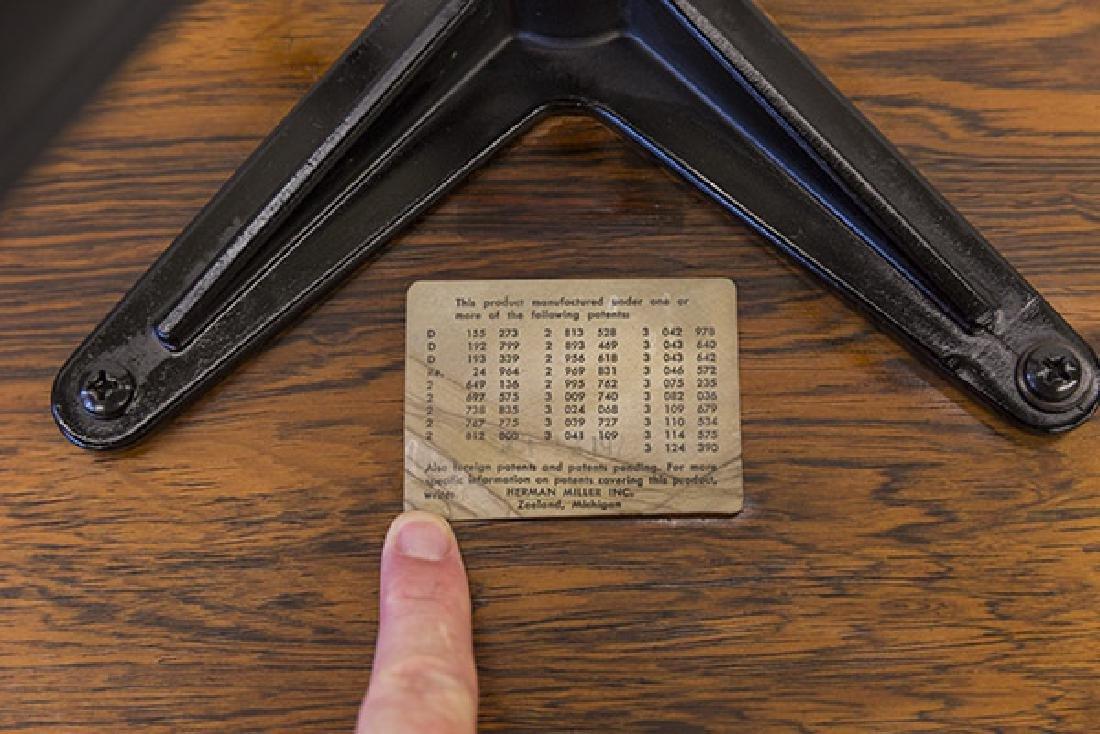 Charles & Ray Eames 670 Armchair and 671 Ottoman - 4