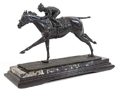 George Claxton (1947-1995) Bronze
