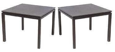Edward Wormley End Tables Model #298
