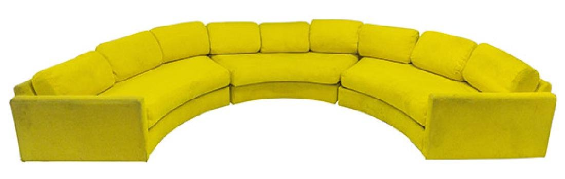 Adrian Pearsall Sectional Sofa