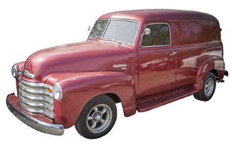 1949 Chevrolet Panel Truck