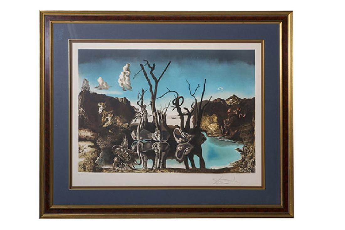 Salvador Dali (1904-1989) Hors Commerce (France/Spain)
