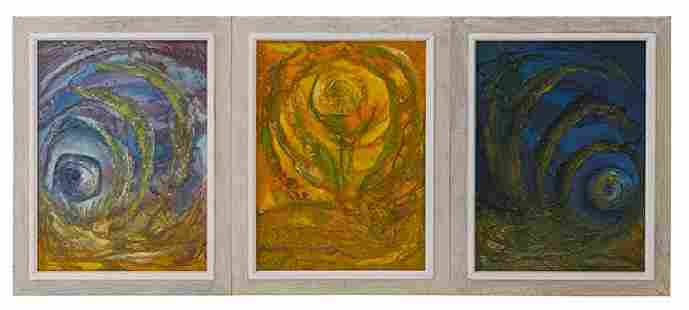 Joseph H Calley Oil Paintings