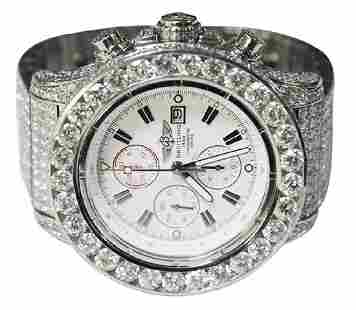 Brietling Chronometre Certified Mens Wrist Watch
