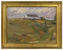 John Ellsworth Weis (1892-1962) Oil (Cincinnati)