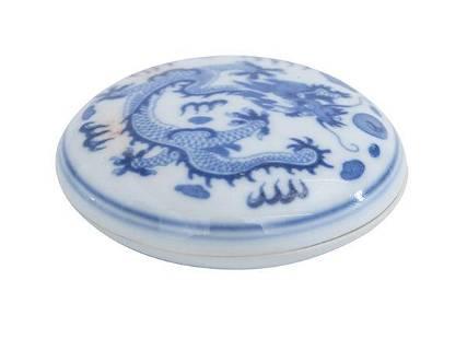 19th Century Chinese Imari Box
