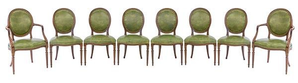 Rare Kittinger Dining Chairs