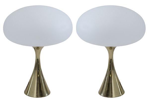 Laurel Lamp Co. Mushroom Lamps